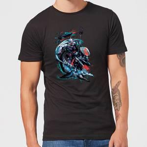 Aquaman Black Manta & Ocean Master Men's T-Shirt - Black