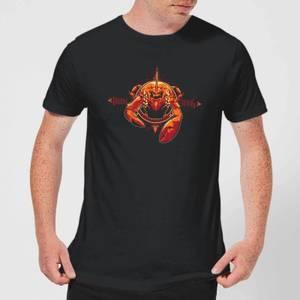 Aquaman Brine King Men's T-Shirt - Black