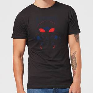 Camiseta DC Comics Aquaman Black Manta - Hombre - Negro