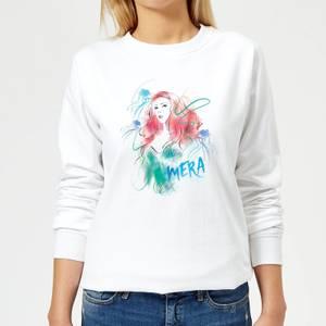 Aquaman Mera Women's Sweatshirt - White