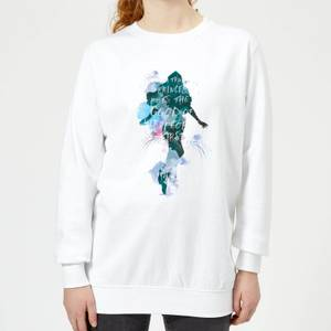 Aquaman Mera True Princess Damen Sweatshirt - Weiß