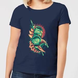 Aquaman Xebel Women's T-Shirt - Navy