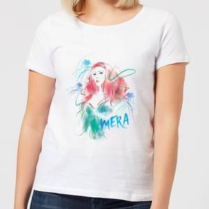 Aquaman Mera Women's T-Shirt - White