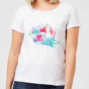 Aquaman Mera First Princess Women's T-Shirt - White