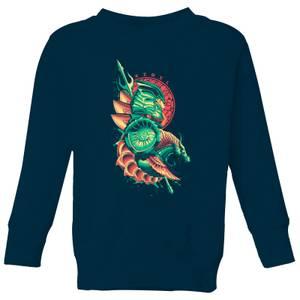 Aquaman Xebel Kids' Sweatshirt - Navy
