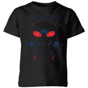 Camiseta DC Comics Aquaman Black Manta - Niño - Negro