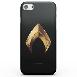Aquaman Gold Logo Phone Case for iPhone and Android