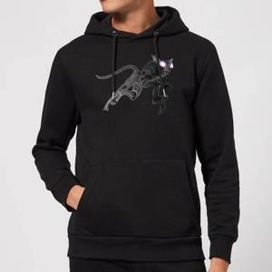 Fantastic Beasts Tribal Matagot Hoodie - Black