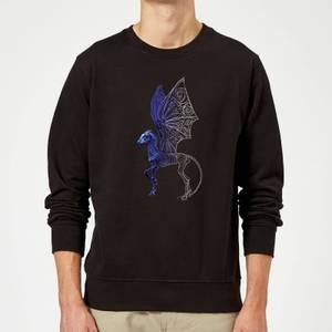 Fantastic Beasts Tribal Thestral Sweatshirt - Black