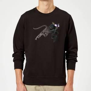 Fantastic Beasts Tribal Matagot Sweatshirt - Black