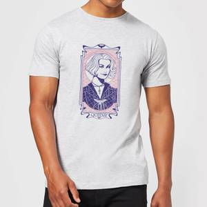 Fantastic Beasts Queenie Men's T-Shirt - Grey