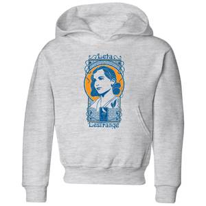 Fantastic Beasts Leta Lestrange kinder hoodie - Grijs