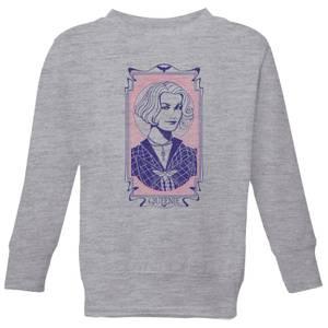 Fantastic Beasts Queenie Kids' Sweatshirt - Grey