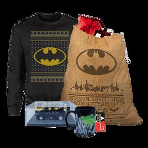 DC Batman Mega Christmas Gift Set (Worth £65)