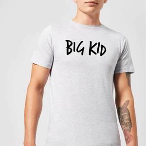 Big Kid Men's T-Shirt - Grey