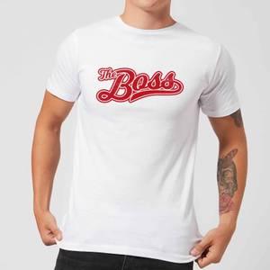 The Boss Men's T-Shirt - White
