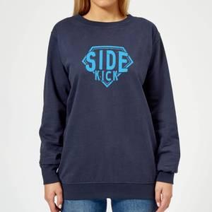 Sidekick Women's Sweatshirt - Navy