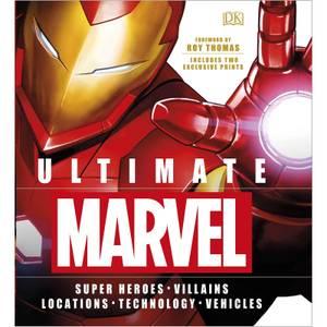 Ultimate Marvel (Hardback)