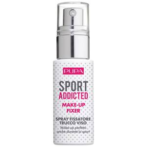 PUPA Sport Exclusive Addicted Make Up Fixer Face Sport Proof Make Up Fixing Spray 30ml