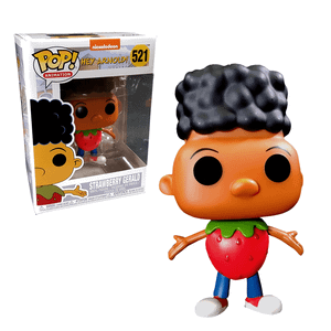 Nickelodeon Hey Arnold Strawberry Gerald EXC Funko Pop! Vinyl