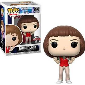 Figura Funko Pop! - Target Lady - Saturday Night Live