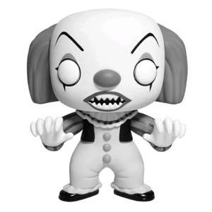 Figurine Pop! Ça Pennywise (Noir & Blanc Classic) EXC