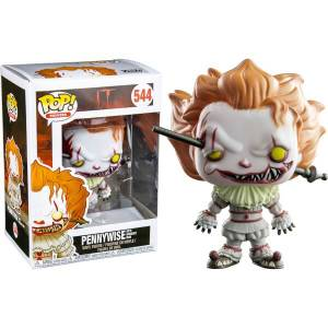 IT Pennywise with Wrought Iron EXC Funko Pop! Vinyl