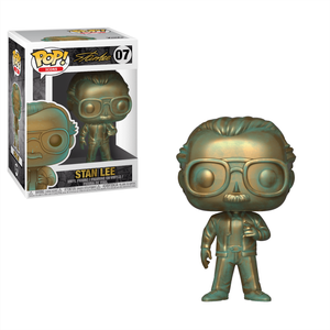 Marvel - Stan Lee (patina) Figura Pop! Vinyl