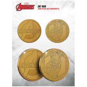Marvel Ant-Man Collectible Evergreen Commemorative Coin