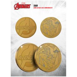 Moneta commemorativa da collezione di Thor, Marvel Evergreen