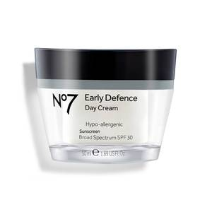 No7 Early Defence Day Cream SPF30 1.6oz