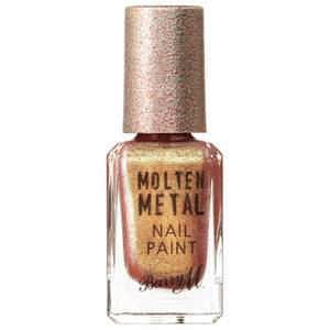 Barry M Cosmetics Molten Metal Nail Paint (Various Shades)