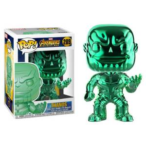 Marvel Thanos Green Chrome EXC Funko Pop! Vinyl