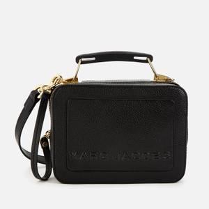 Marc Jacobs Women's The Box 20 Cross Body Bag - Black
