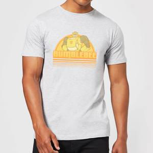 Transformers Bumblebee Men's T-Shirt - Grey