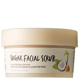 Too Cool For School Coconut Sugar Facial Scrub 100ml