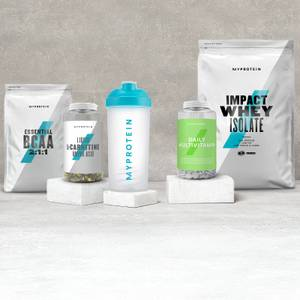 Myprotein 2019 Lean Muscle Essential Bundle