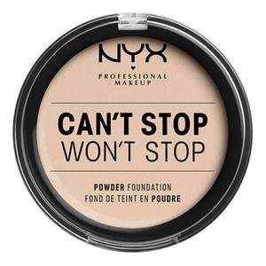 NYX Professional Makeup Can't Stop Won't Stop Powder Foundation (Various Shades)