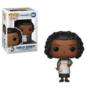 Community Shirley Bennett Pop! Vinyl Figure