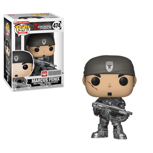 Figurine Pop! Marcus - Gears of War