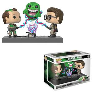 Ghostbusters Banquet Room Funko Pop! Movie Moment