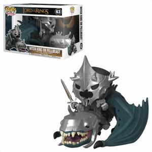 The Lord of the Rings Witch King on Fell Beast Funko Pop! Ride
