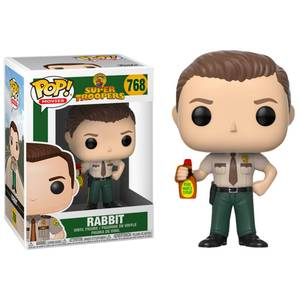 Figurine Pop! Super Troopers Rabbit