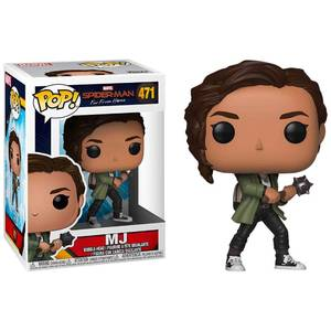 Figurine Pop! Spider-Man Far From Home - MJ