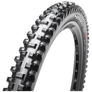 "Maxxis Shorty Folding 3C DD TR Tire - 27.5"""" x 2.50"""