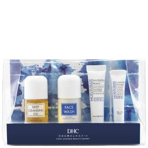 DHC Japanese Evening Skincare Collection (Worth $24.90)
