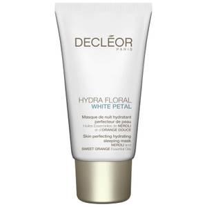 Decléor Hydra Floral White Petal Skin Perfecting Hydrating Sleeping Mask