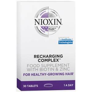 NIOXIN Recharging ComplexTM Food Supplements (30 Tablets)