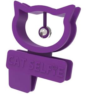 Cat Selfie Phone Attachment