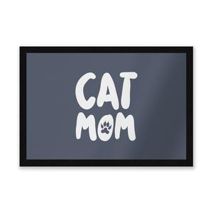 Cat Mom Entrance Mat